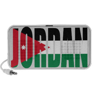 Jordan Flag Doodle Speaker