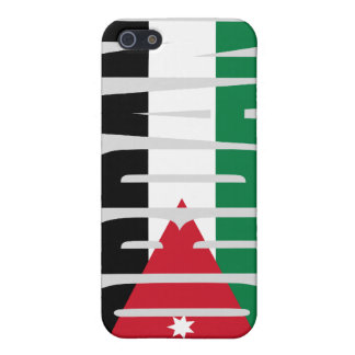 Jordan Flag  iPhone 5/5S Cover