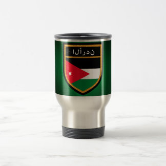 Jordan Flag Travel Mug