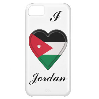 Jordan Jordanian flag iPhone 5C Case