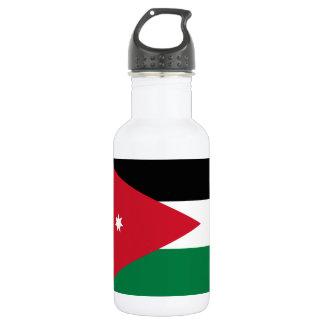 Jordan National World Flag 532 Ml Water Bottle