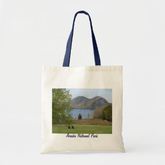 Jordan Pond, Acadia National Park Budget Tote Bag