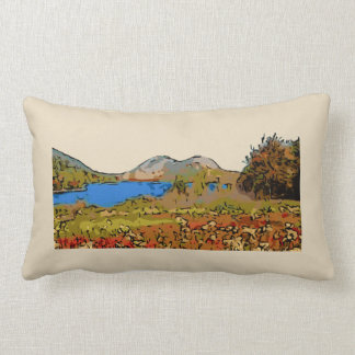 JORDAN POND LUMBAR CUSHION