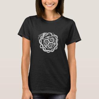 Jormungand_Silver Grey T-Shirt