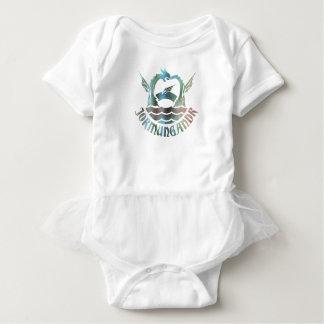 Jormungandr Baby Bodysuit