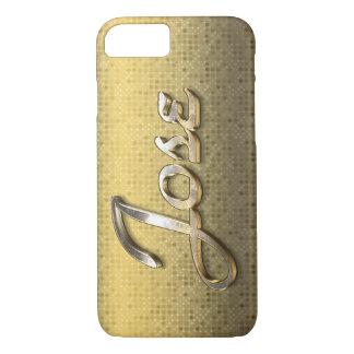 """Jose"" Custom iPhone 7 Case"
