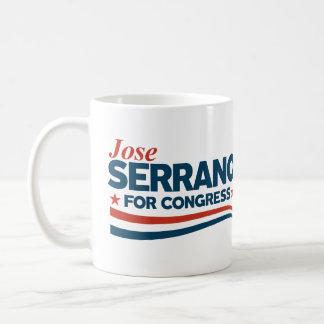 Jose Serrano Coffee Mug