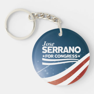 Jose Serrano Key Ring