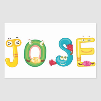 Jose Sticker