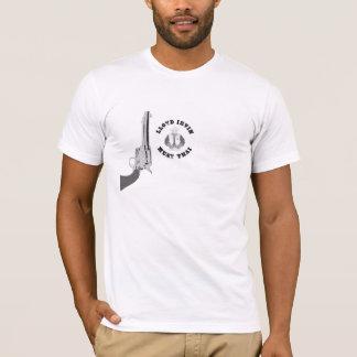 "Jose ""The Pistol"" Villarisco, white print T-Shirt"