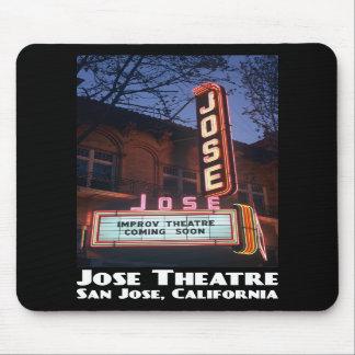 Jose Theatre Mousepad