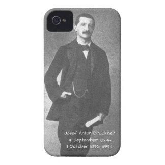 Josef Anton Bruckner 1854 Case-Mate iPhone 4 Case
