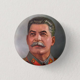 Josef Stalin 3 Cm Round Badge