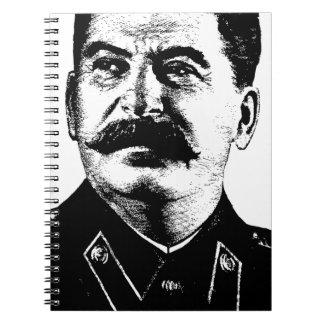 Josef-Wissarionowitsch-Stalin- Notebook