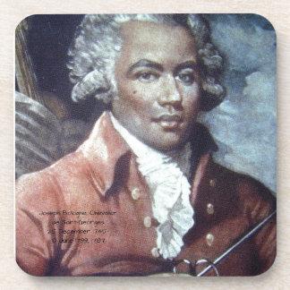 Joseph Bologne, Chevalier de Saint-Georges Coaster