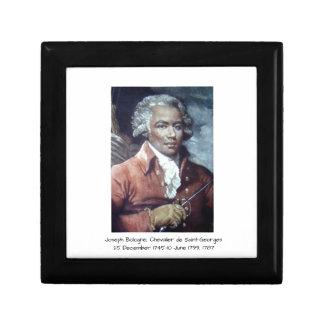 Joseph Bologne, Chevalier de Saint-Georges Gift Box