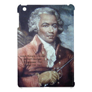 Joseph Bologne, Chevalier de Saint-Georges iPad Mini Case