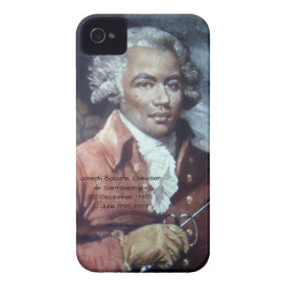 Joseph Bologne, Chevalier de Saint-Georges iPhone 4 Case-Mate Cases