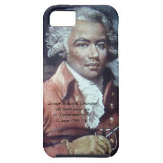 Joseph Bologne, Chevalier de Saint-Georges iPhone 5 Covers