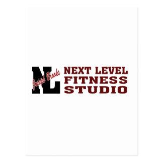 Joseph Brooks Next Level Fitness Studio Post Cards