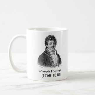 Joseph Fourier (1768-1830) Coffee Mug