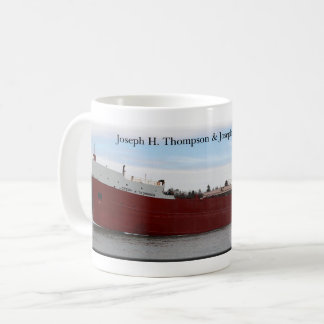 Joseph H Thompson tug/barge mug