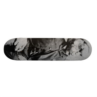 "Joseph ""John"" Merrick The Elephant Man from 1889 21.3 Cm Mini Skateboard Deck"