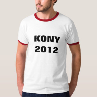 JOSEPH KONY 2012 SUPPORT THE CAUSE T-Shirt
