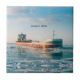 Joseph L. Block tile