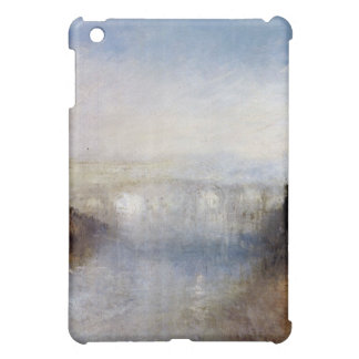 Joseph Mallord Turner - A river from a hill iPad Mini Covers