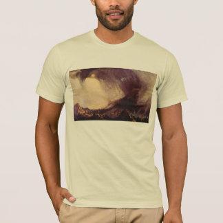 Joseph Mallord Turner - Hanibal crossing Alps in a T-Shirt