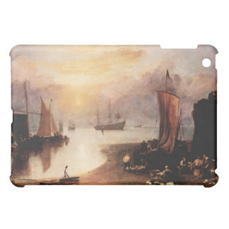 Joseph Mallord Turner - Rising sun in the haze whi Cover For The iPad Mini