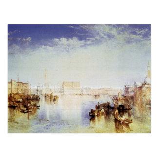 Joseph Mallord Turner - San Giorgio Venice Postcard