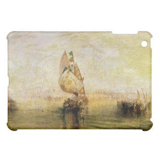 Joseph Mallord Turner - Sun of Venice underway iPad Mini Covers