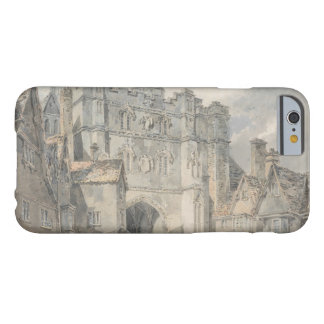 Joseph Mallord William Turner - Christ Church Gate Barely There iPhone 6 Case