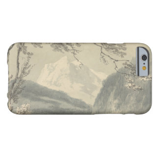 Joseph Mallord William Turner - Near Grindelwald Barely There iPhone 6 Case