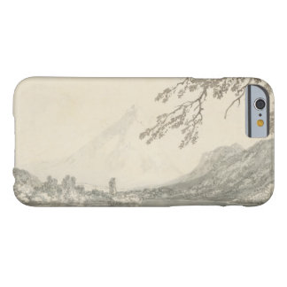 Joseph Mallord William Turner - On the Aar between Barely There iPhone 6 Case