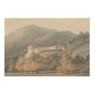Joseph Mallord William Turner - Santa Lucia Art Photo