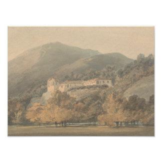Joseph Mallord William Turner - Santa Lucia Photographic Print