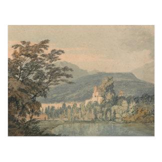 Joseph Mallord William Turner - Sir William Hamilt Postcard