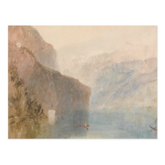 Joseph Mallord William Turner - Tell's Chapel Postcard