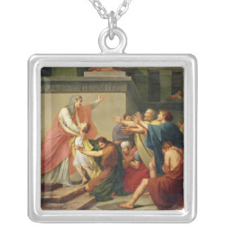Joseph Recognised by his Brothers Necklace