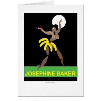 JOSEPHINE BAKER CARD