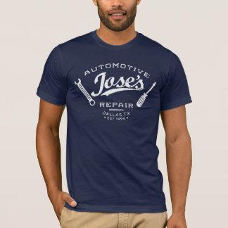 Jose's Automotive Repair Tee