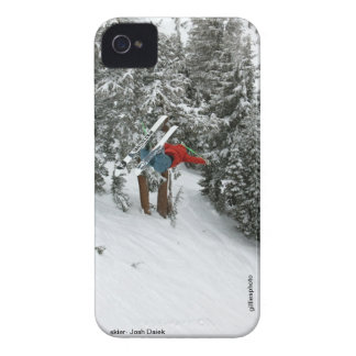 Josh Daiek Top Freeskier in the world iphone 4 s iPhone 4 Cases