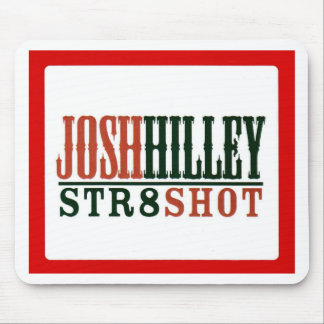 Josh Hilley Mouse Pad