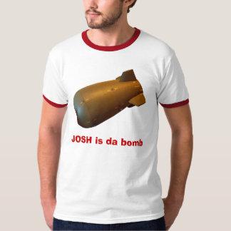 JOSH is da bomb T-shirts