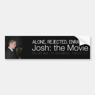 Josh Sticker Bumper Sticker