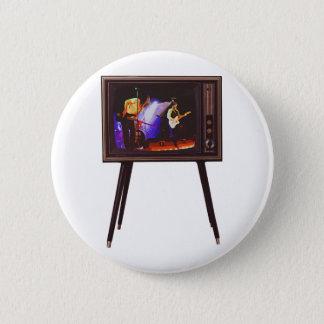 Josh West Live Design 6 Cm Round Badge
