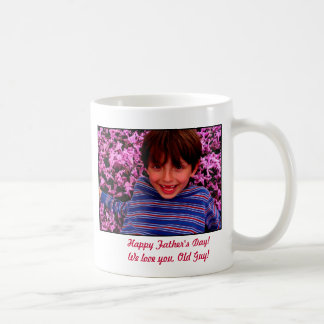 Joshie Among The Flowers, Happy Father's Day!We... Coffee Mug
